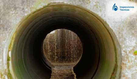 inspección de tuberías Almería