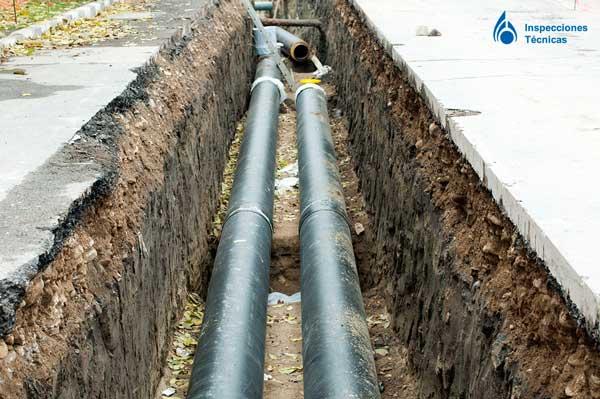 inspecciones técnicas tuberías Almería