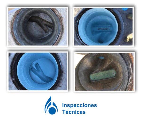 inspección de tuberías Córdoba