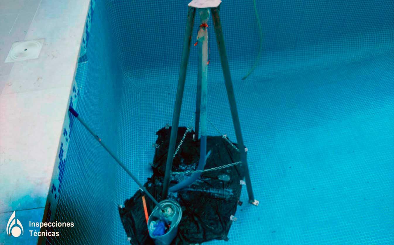 Rehabilitación de tuberías Puerto Banús